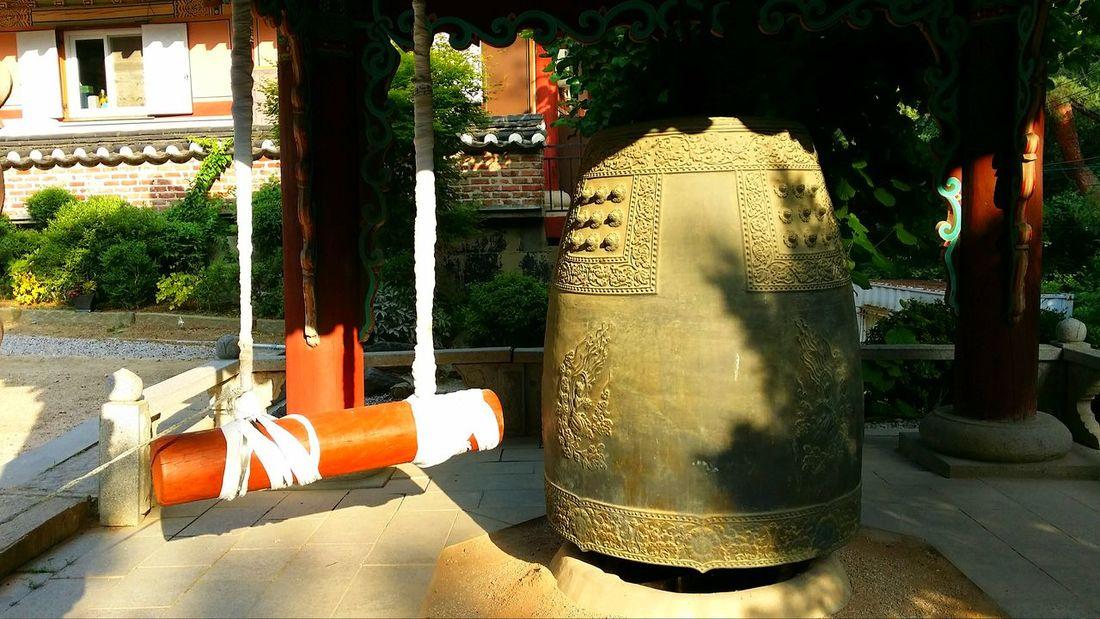 Temple Bell Yongamsa Paju