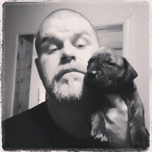 Dom här två längtar jag efter nu. Kärleken Puppisen Dogocanariobaby Nina