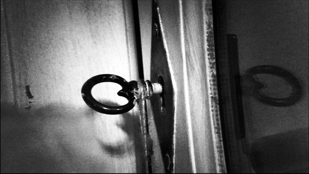 Key Door Monochrome Photography Be. Ready.