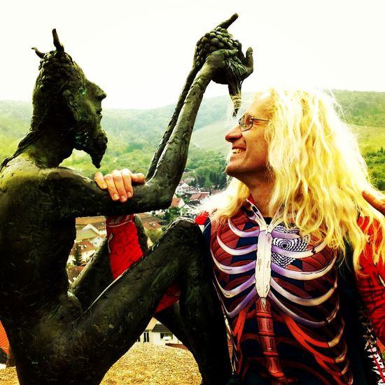 Stetten im Remstal - Satan and I Nature Satan God Freedom