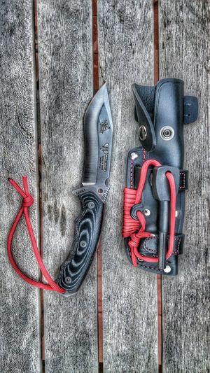 """Cudeman """"Ss jk1"""" survival knife Bushcraft Knives Survival Knife Survivalist"""