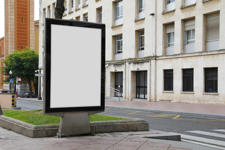 Blank billboard poster mock up Advertisement Posters Advertising Billboards Poster Advertisement Architecture Billboard Blank Bus Stop Communication Copy Space Day Marketing Mock Up Mock Up Art Work No People Outdoors Streetphotography Urban