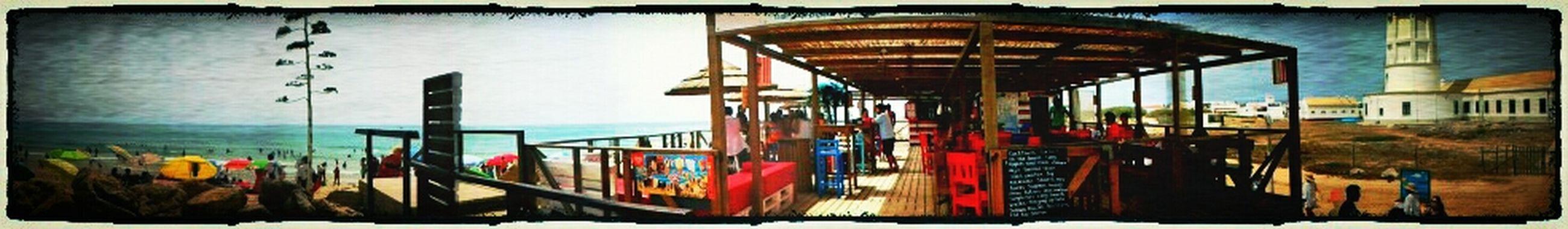 Na Ilha do Farol... bar MarAmais