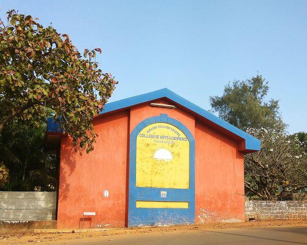 EyeEmNewHere Индия гоа Goa India College Arts Architecture Minimalist Architecture Minimalist Architecture EyeEmNewHere