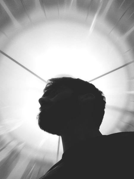 It's Me Blackandwhite Vintage Silhouette Light And Shadow Fineart_photobw Monochrome Original Photography Style