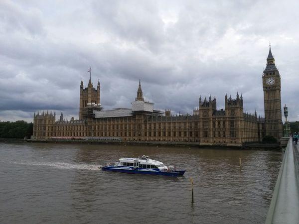 City Built Structure Cultures Travel Destinations LONDON❤ Houses Of Parliament The Thames River