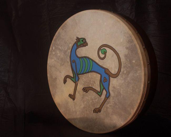 https://youtu.be/peeDACUQ064 No People Indoors  The Week On EyeEm Breathing Space Musical Instrument Bodhran Celtic Irish Multi Colored Music