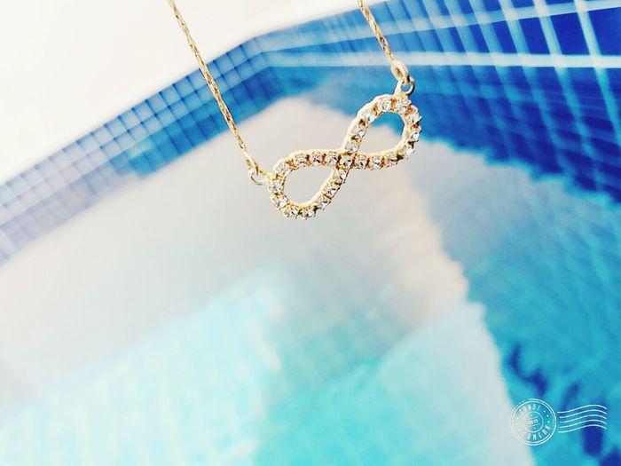 """I am infinite"" Blue Day Water First Eyeem Photo"