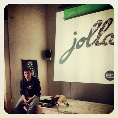 #Jolla #meetup with CTO and co-founder Stefano Mosconi Meetup Jolla