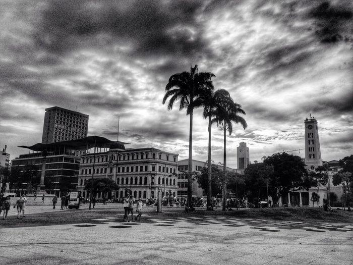 Architecture Building Exterior City Black & White Riodejaneiro
