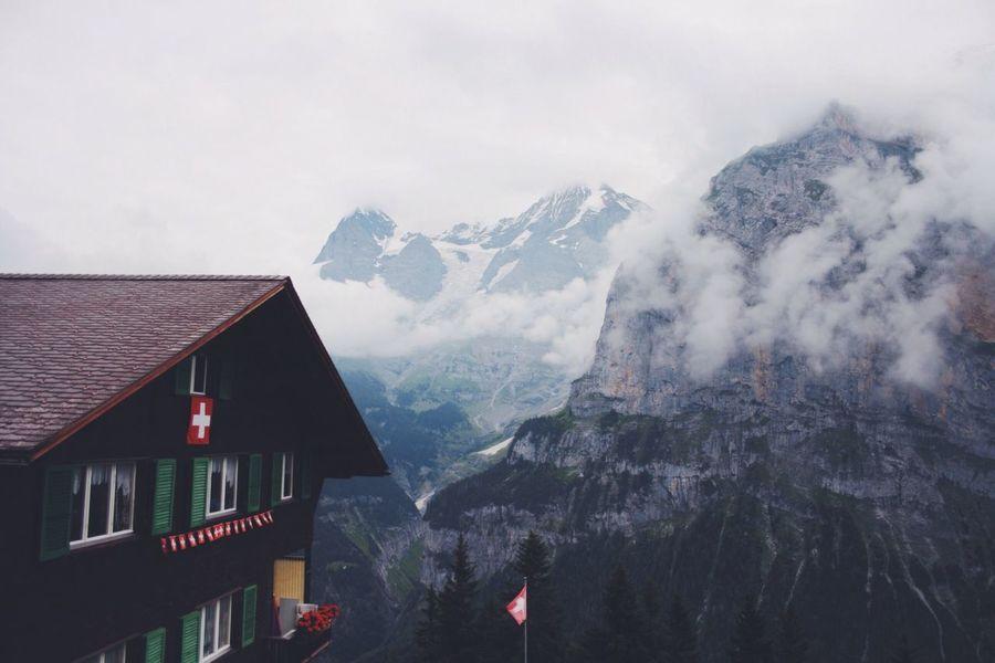 #Murren 2008 Summer Switzerland Vscocam