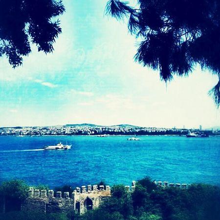 Istanbulbogazi Gülhaneparkı Istanbulove