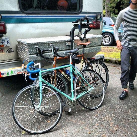 On @patrickswitzer time Bike Bianchi Masi