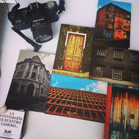 Con @ilumfoto en el @museolatertulia FeriaArtesanal Cali Colombia Postales Cards Picture Frame