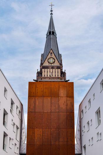 Architecture Architektur Belgisches Viertel Canoma Photography