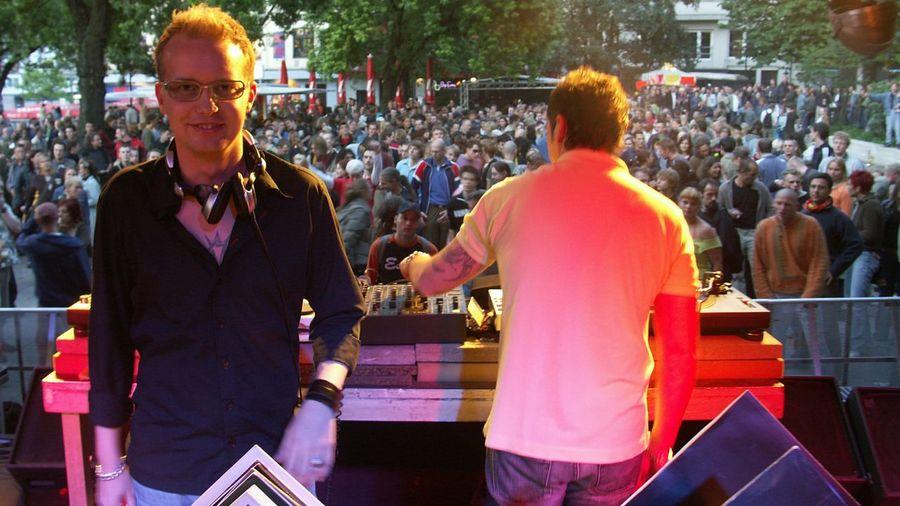 Oliver Klein & Sven Palzer @ Essen Original DJing Events EventPhotography