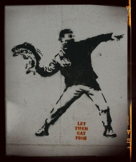 Banksy Brixham