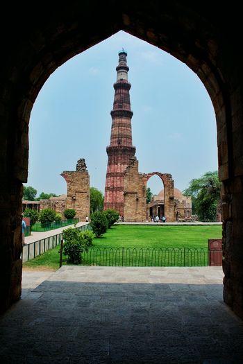 Qutub Minar,