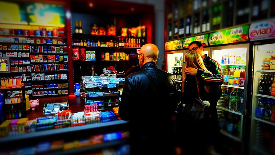 Kiosk Cologne , Köln,  Lindenthal Shop People Peoplephotography My Country In A Photo