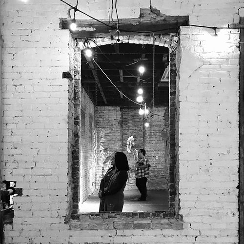 Space gallery. Artwalk Dtjax Portrait Women Bnw Bnw_captures Art Walk Jacksonville Florida Bnw_life Bnw_collection Exploring Lifestyles More Art Culture Art Is Everywhere