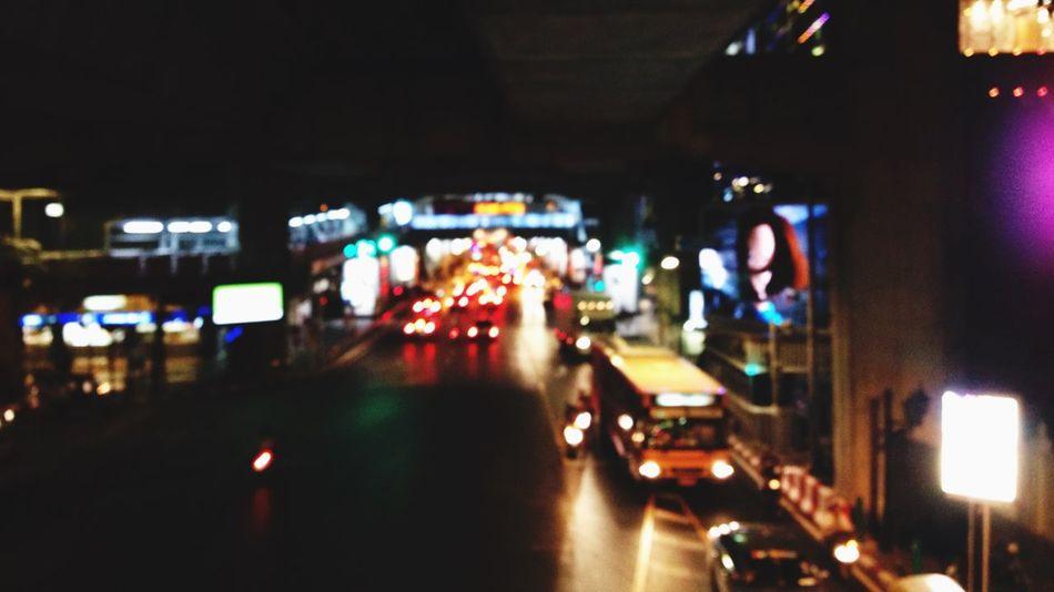 Bangkok Thailand Nightlife Night Citylights City Urban Street Nightphotography