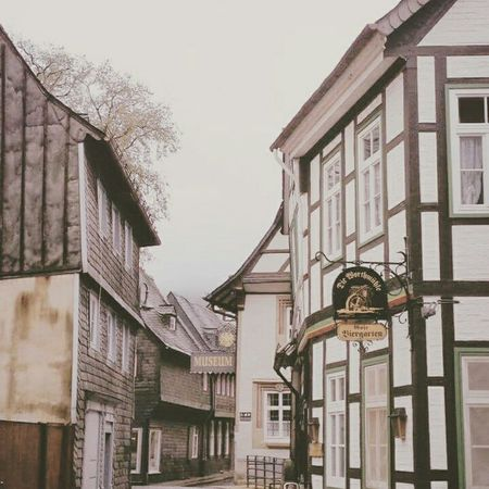 Germany Goslar Architecture Old Buildings Memories Story History Mystery Getting Inspired Taking Photos