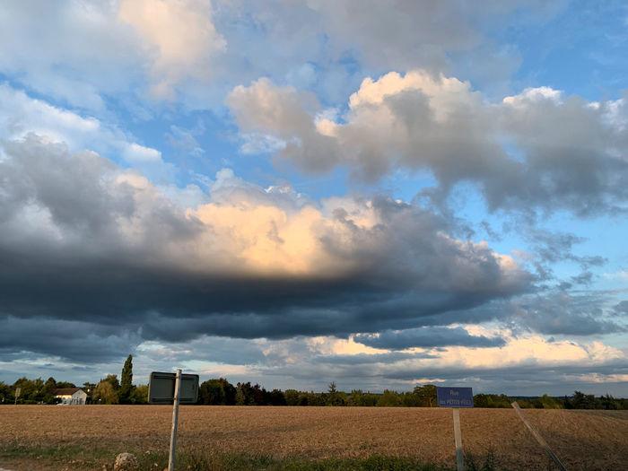 Field Cloud -