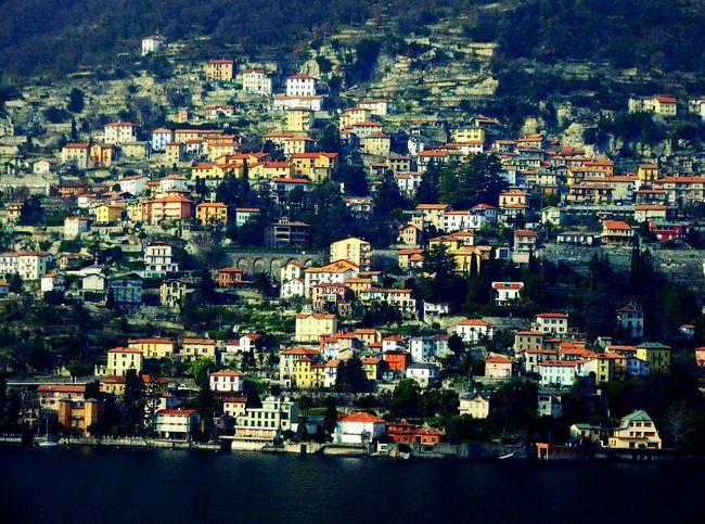 Adapted To The City Cityscape City Como Como Lake Italia Italy Photos Italy. Italytrip Houses House
