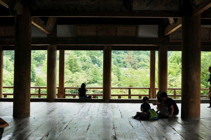 Relaxing Hello World Historical Building Window View EyeEm Nature Lover Summer Views Japan