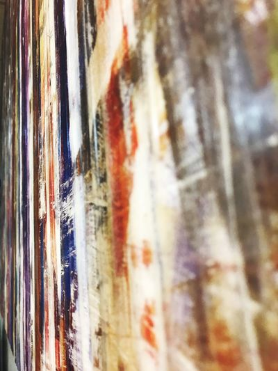 Painting Rainbow Colors Frame No People Mood Pictureoftheday Multi Colored Full Frame Close-up Textured