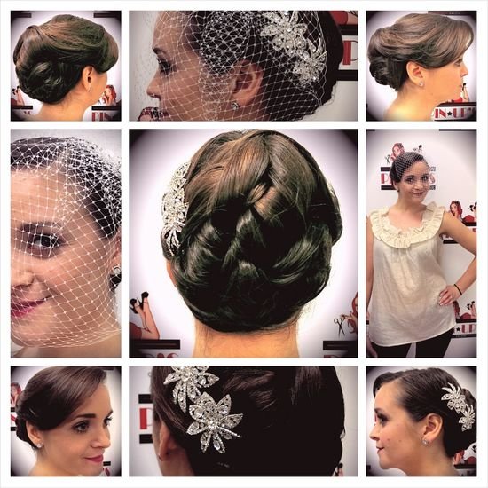 Some more of my work Wedding Hair Hair Style