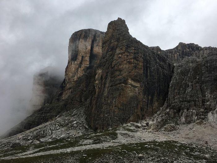Italy Dolomites Corvara Badia