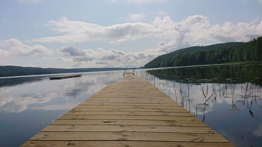 Calmness Nature