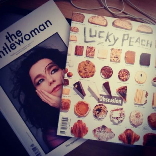 Treats Magazines Lucky Peach The Gentlewoman Magazine Print