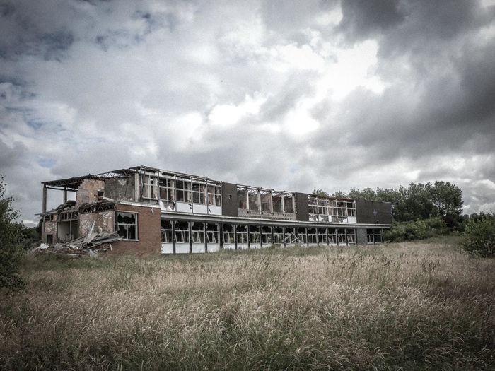 Abandoned Buildings Abandoned Places Architecture Derelict Derelict Offices Greyskies Old Buildings Ruined Urbexphotography