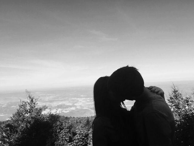 Blackandwhite Iphone6 Darling Freedom Love MyDarling  Sevgilim Kiss My Love Anıyakala EyeEm Best Shots - Black + White