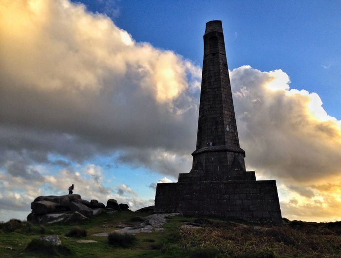 Cornwall Carn Brea Clouds And Sky Landscape Tadaa Community Silhouette Mountains Enjoying The View Adventures Enjoying Life