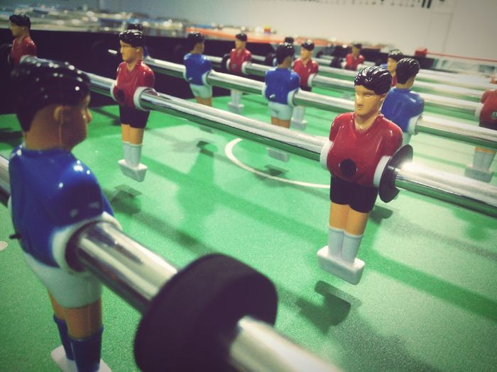 Table soccer photography by me on my Oneplus One smartphone Object Photography Gaminglife Professionalphotography First Eyeem Photo