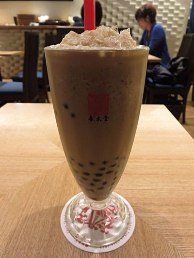 Hanging Out Taking Photos Hello World Enjoying Life Check This Out Tapioka Drink Yammy!!  Taiwan Style
