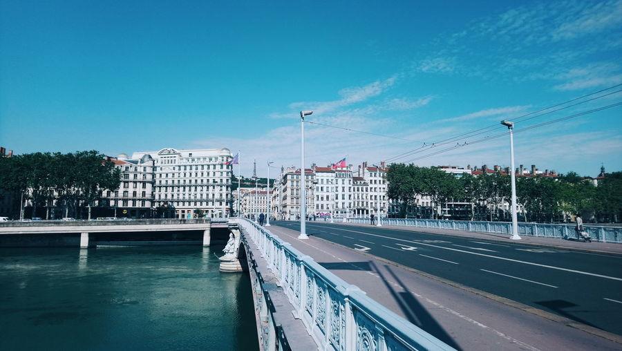 Lyon, pont