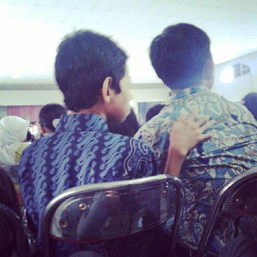 Galuh Kharisma Hotelpati Graduation batik