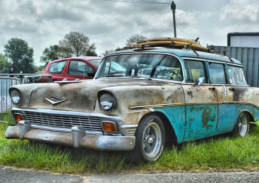 Classic Cars Chevy Chevrolet Surfboard Car Porn Car Photography Hdr Edit HDR Rusty Rusty Autos American Cars Beauty In Decay Nikon D3200