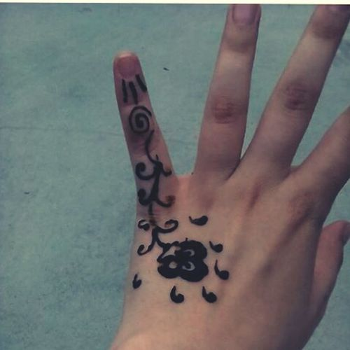 Henna Henna Tattoo HennaTattooDesign Hint Text Western Script Number Indoors  Non-western Script Person Memories