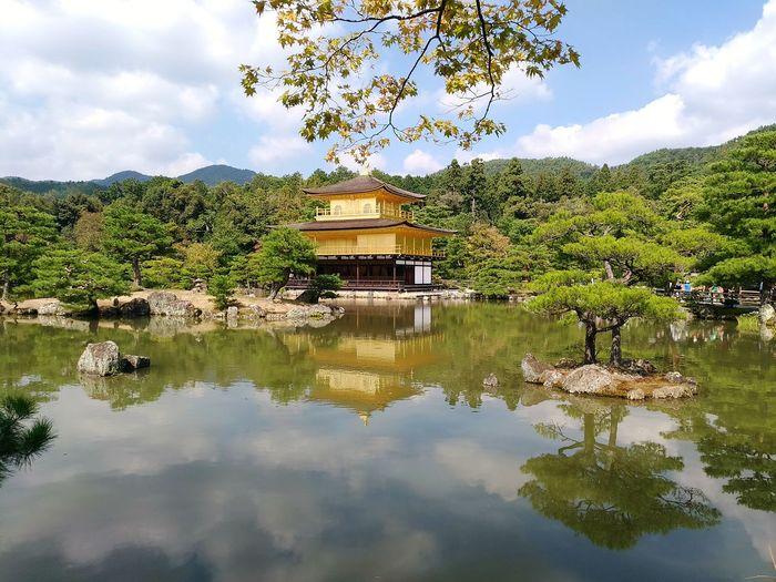 金閣寺 Kyoto