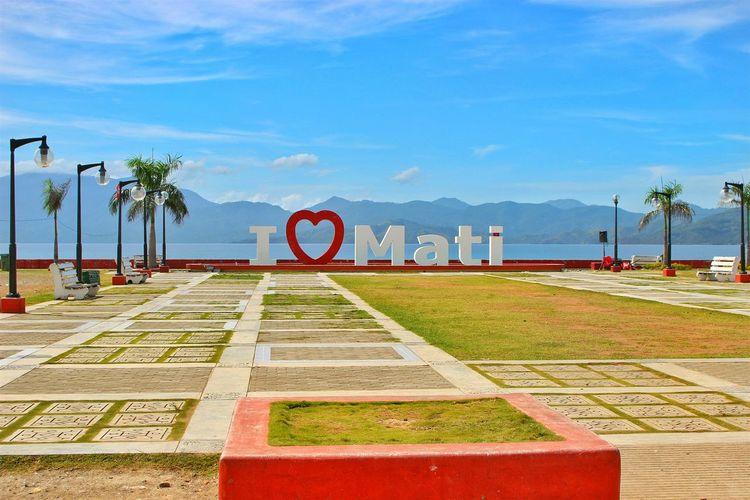 Mati Matidavaooriental DavaoOriental Plaza Beautiful Beautiful View Morefuninthephilippines Philippines