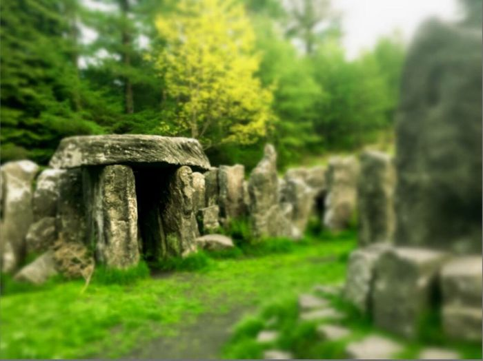 The Temple Druids Druids Temple Druid's Secret Place