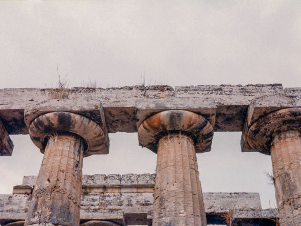Ruins of Pompeii, ancient city in Italy Ancient Ancient Architecture Ancient Civilization Ancient Ruins Archeology Architecture City Pompeii  Pompéi Ruins Temple