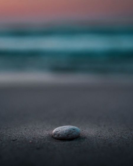 We all feel a little beached at times Beach Sand Nature Outdoors No People Tranquil Scene Pebble Beauty In Nature Tranquility Close-up Sunrise Greece Thassos