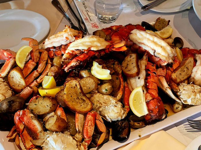 Yummy Seafoods