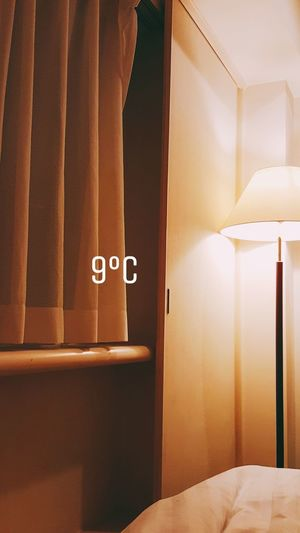 EyeEm Selects narita - Indoors japan winter night in warm bedroom 9 ° c No People Bedroom Day Home Interior Bed Close-up Architecture Winter Hotel